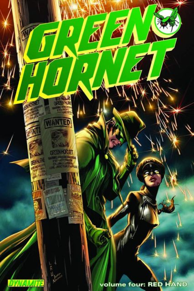 The Green Hornet Vol. 4: Red Hand