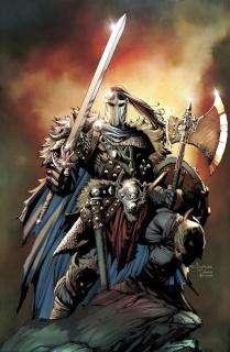 Grimm Fairy Tales: Realm War #2 (Basaldua Cover)