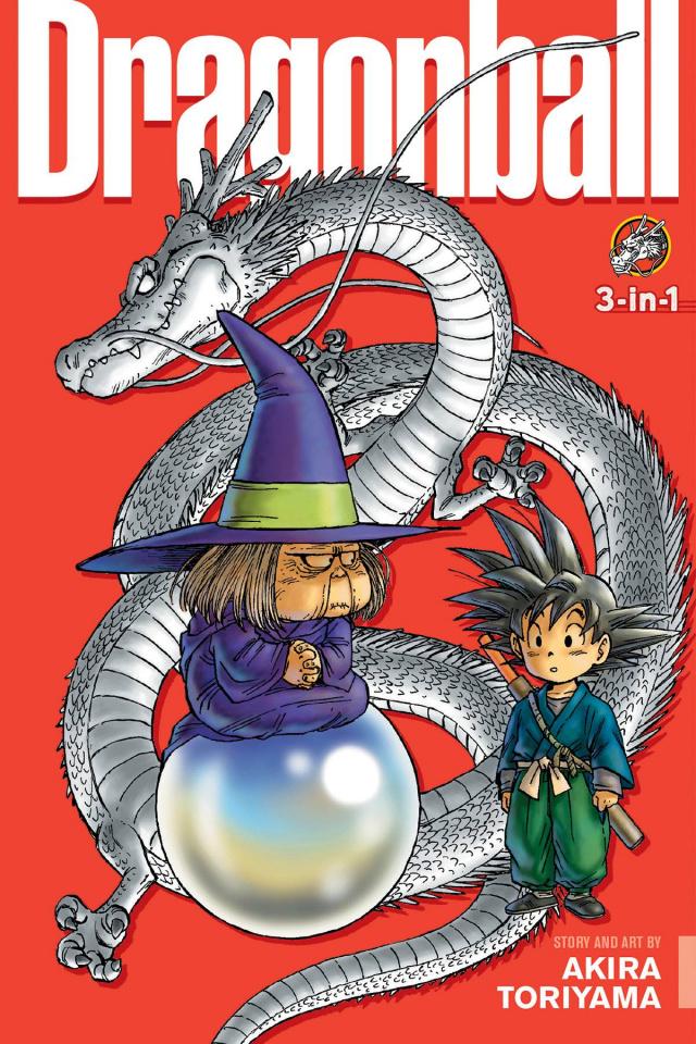 Dragon Ball Vol. 3 (3-in-1 Edition)