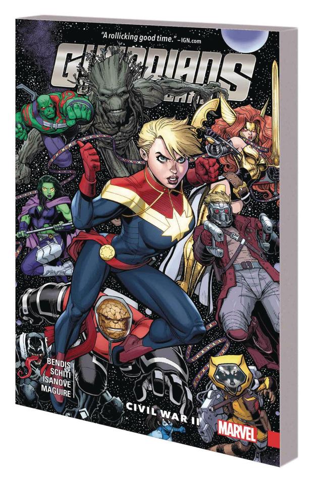 Guardians of the Galaxy Vol. 3: Civil War II