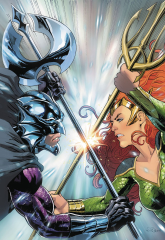Mera: Queen of Atlantis #2