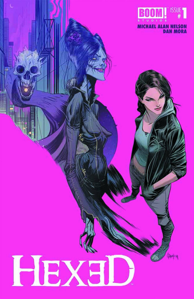 Hexed #1 (2nd Printing)