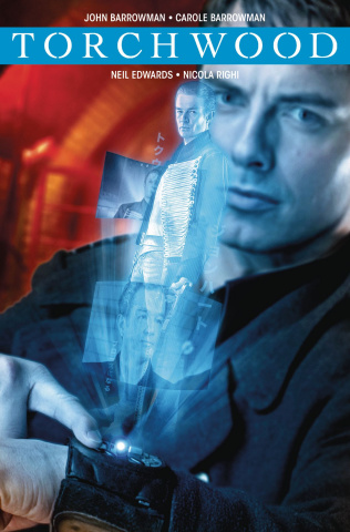 Torchwood: The Culling #1 (Photo Cover)