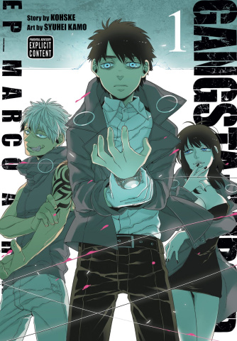 Gangsta: Cursed Vol. 1