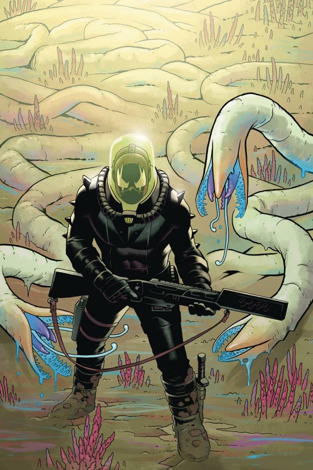 Grendel: Devil's Odyssey #5 (Stenbeck Cover)