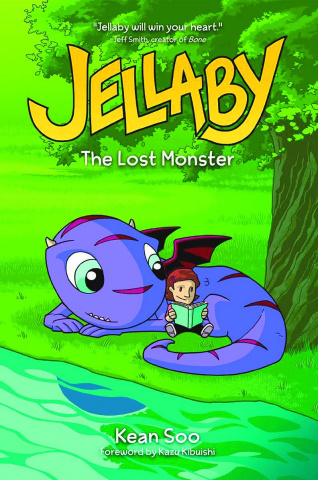 Jellaby Vol. 1: The Lost Monster
