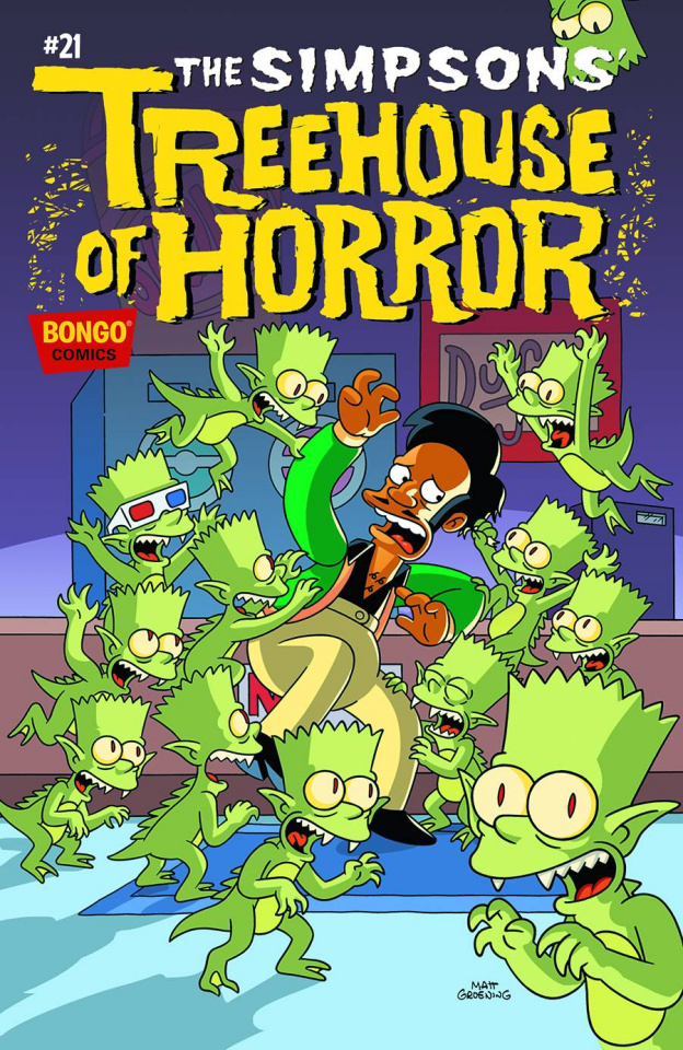 The Simpsons' Treehouse of Horror #21