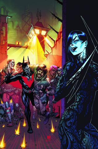 Batman Beyond #2