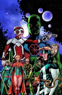 Justice League United #0