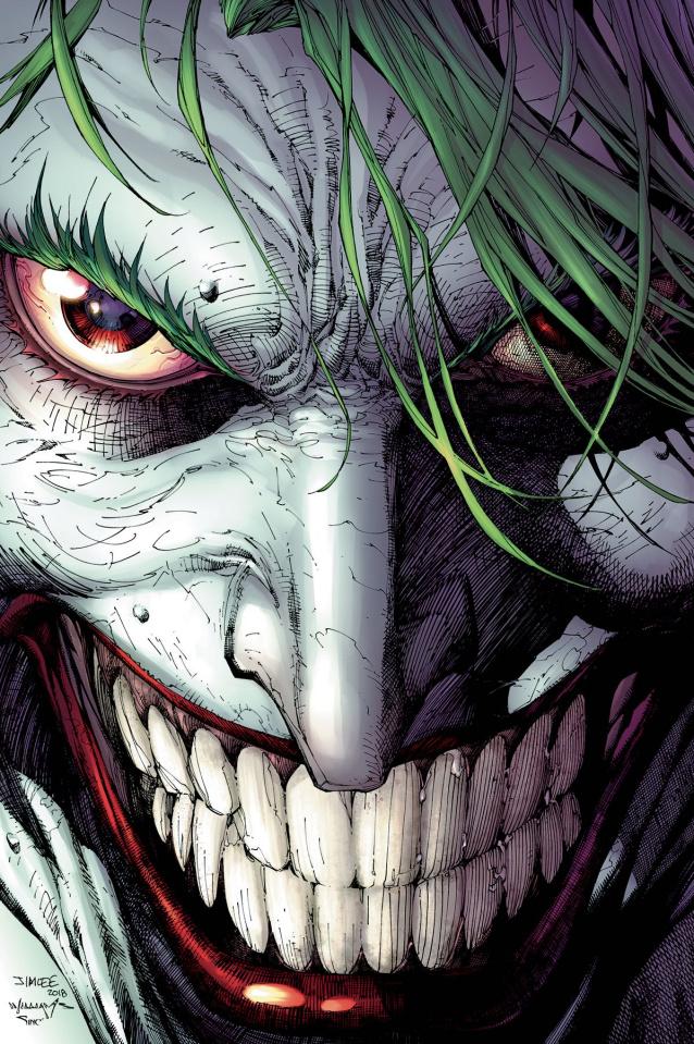 Joker: His Greatest Jokes