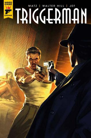 Hard Case Crime: Triggerman #2 (Ronald Cover)