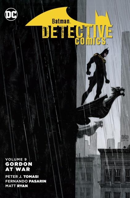 Detective Comics Vol. 9: Gordon At War