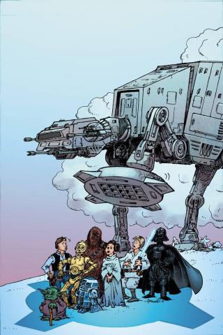 Star Wars #2 (Aragones Cover)