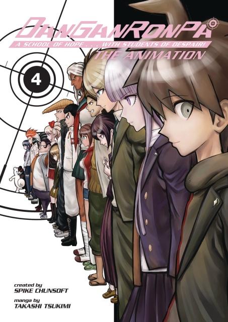 DanGanRonPa: The Animation Vol. 4