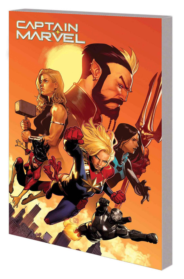 Captain Marvel Vol. 5: New World
