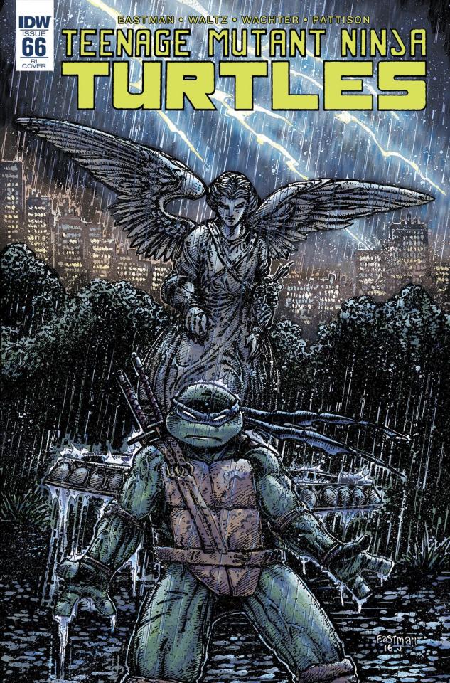 Teenage Mutant Ninja Turtles #66 (10 Copy Cover)