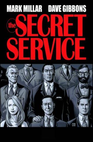 The Secret Service #4