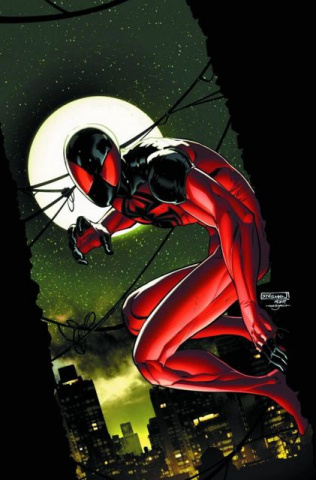 Scarlet Spider #3 (2nd Printing)