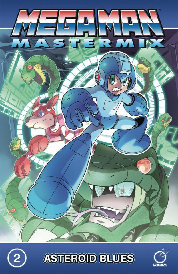 Mega Man: Mastermix Vol. 2