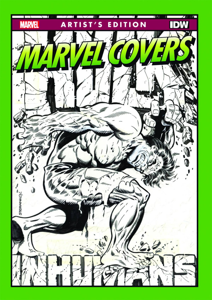 Marvel Covers: Artist Edition (2nd Printing)