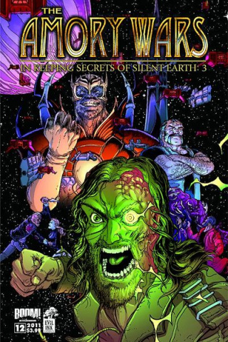 The Amory Wars: In Keeping Secrets of Silent Earth 3 #12