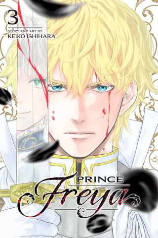 Prince Freya Vol. 3