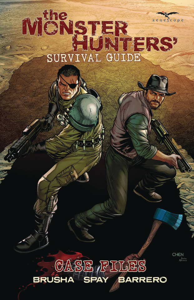 The Monster Hunters' Survival Guide Case Files