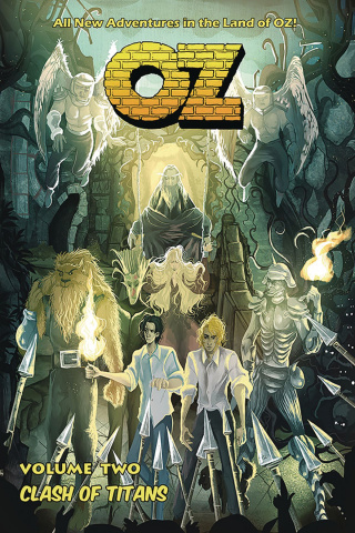 Oz Vol. 2: Clash of Titans