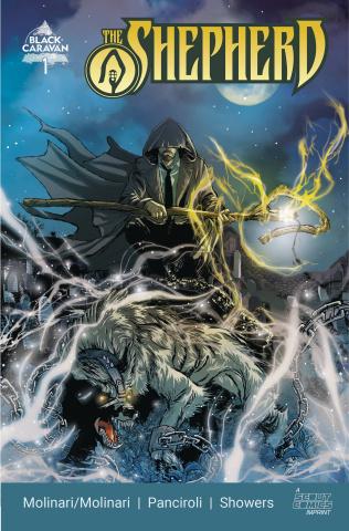 The Shepherd #1 (Panciroli Cover)
