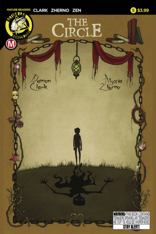 The Circle #5 (Zherno Cover)