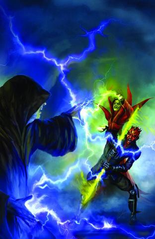 Star Wars: Darth Maul, Son of Dathomir #4