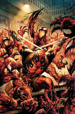 Absolute Carnage vs. Deadpool #1