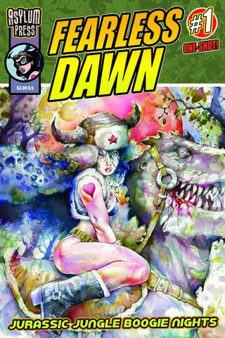 Fearless Dawn: Jurassic Jungle Boogie Nights