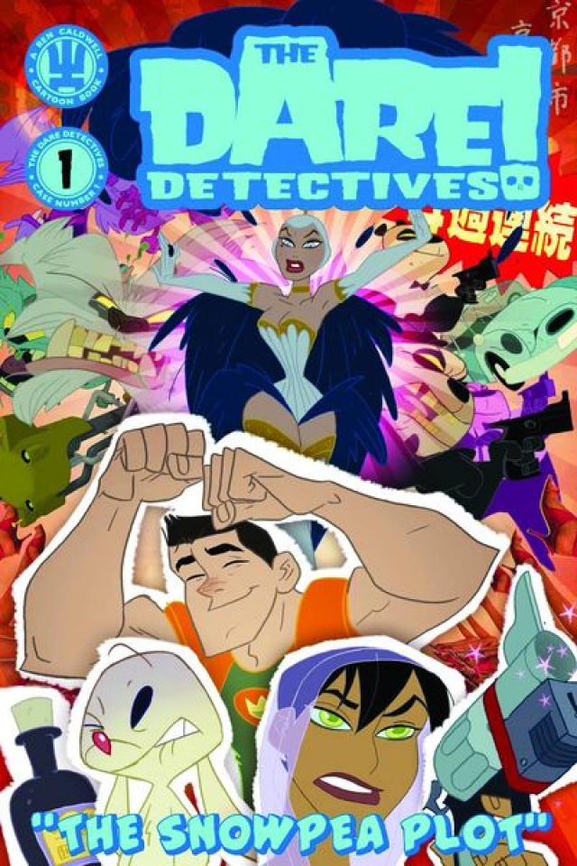 The Dare Detectives: The Snow Pea Plot
