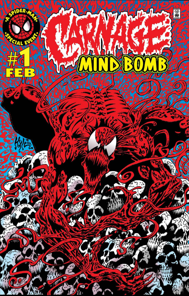 Absolute Carnage: Mind Bomb #1 (True Believers)