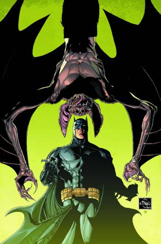 Batman: The Dark Knight #28