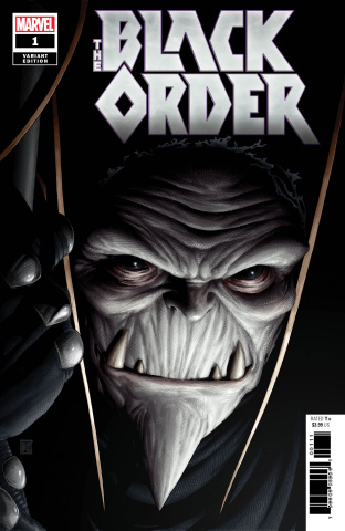 The Black Order #1 (Christopher Cover)