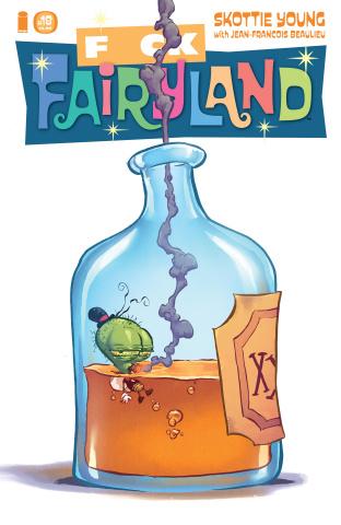 I Hate Fairyland #18 (F*CK Fairyland Cover)