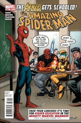 The Amazing Spider-Man #661