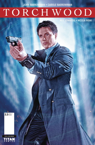 Torchwood: The Culling #3 (Photo Cover)