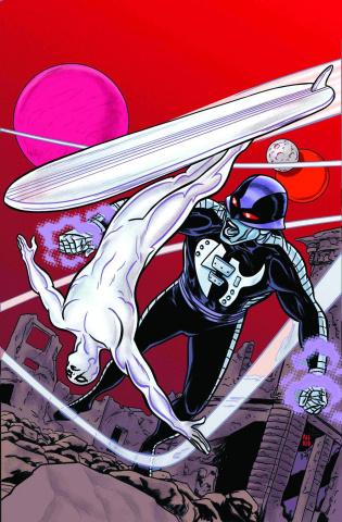 Silver Surfer #6