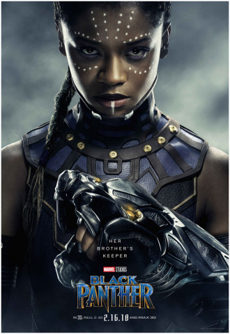 Shuri #2 (Movie Cover)