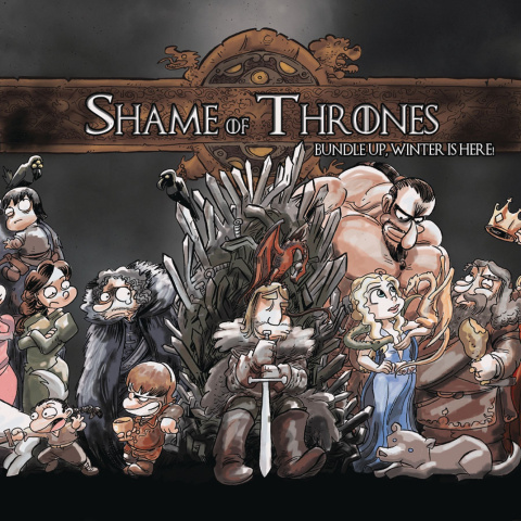 Shame of Thrones: Bundle Up, Winter Is Here