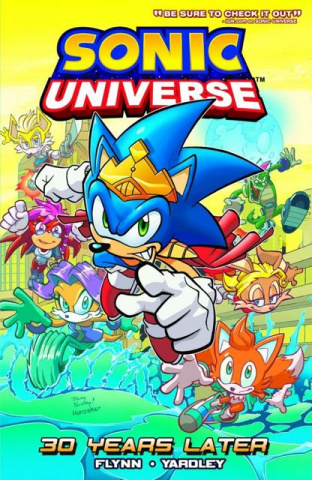 Sonic Universe Vol. 2: 30 Years Later