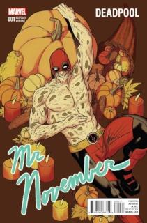Deadpool #1 (Anka Cover)