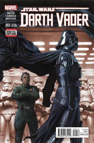 Darth Vader #2 (2nd Printing)