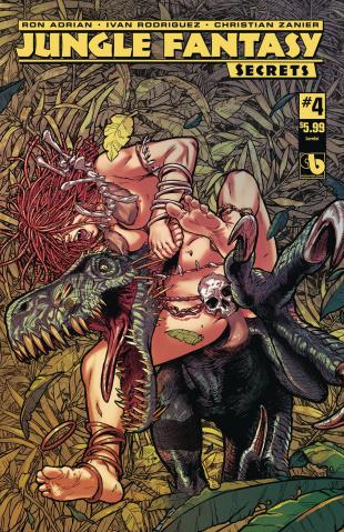 Jungle Fantasy: Secrets #4 (Lorelei Cover)