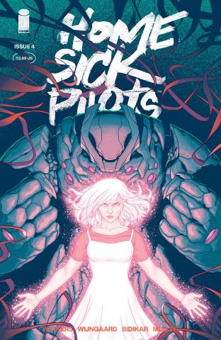 Home Sick Pilots #4 (McKelvie Cover)