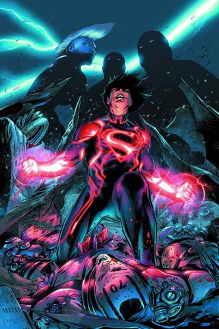 Superboy Vol. 5: Paradox