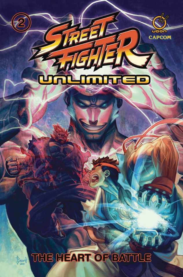 Street Fighter Unlimited Vol. 2
